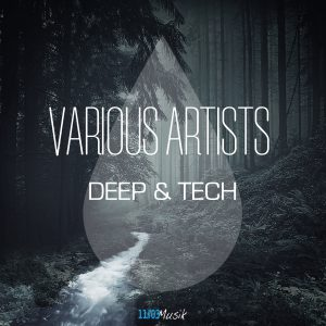 Various Artists - Deep & Tech Cover