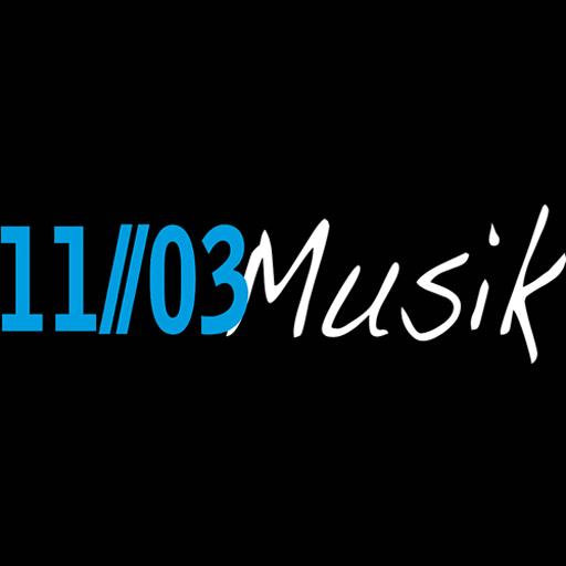 1103 Musik Logo